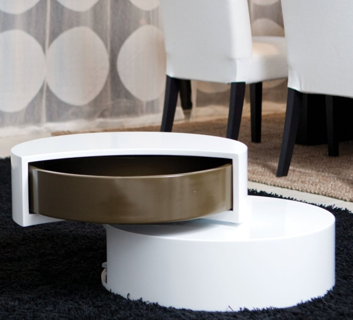Multi Shape Coffee Table