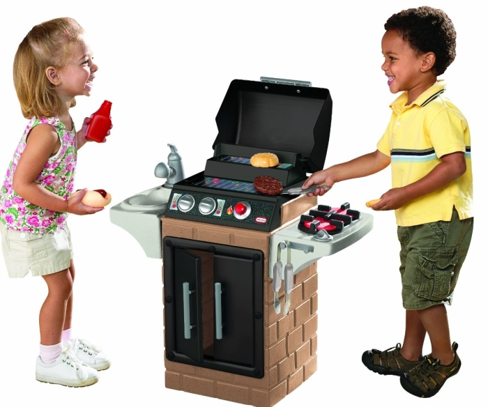 Grill Kitchen Set