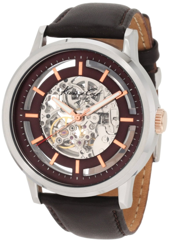Men's Automatic Silver Dial Watch