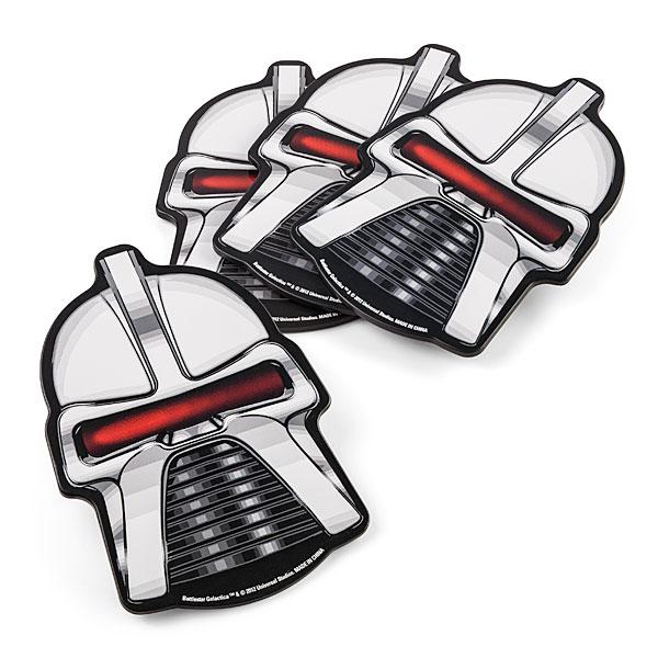 Battlestar Galactica Cylon Coasters