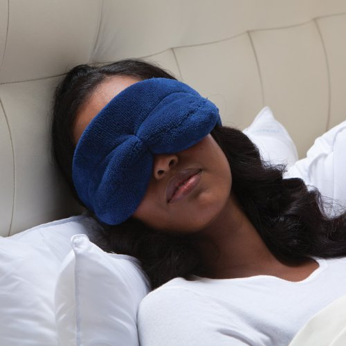 Eye Mask with BioSense Memory Foam