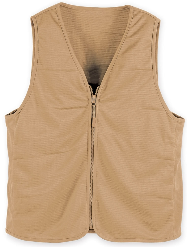 The Evaporative Cooling Vest