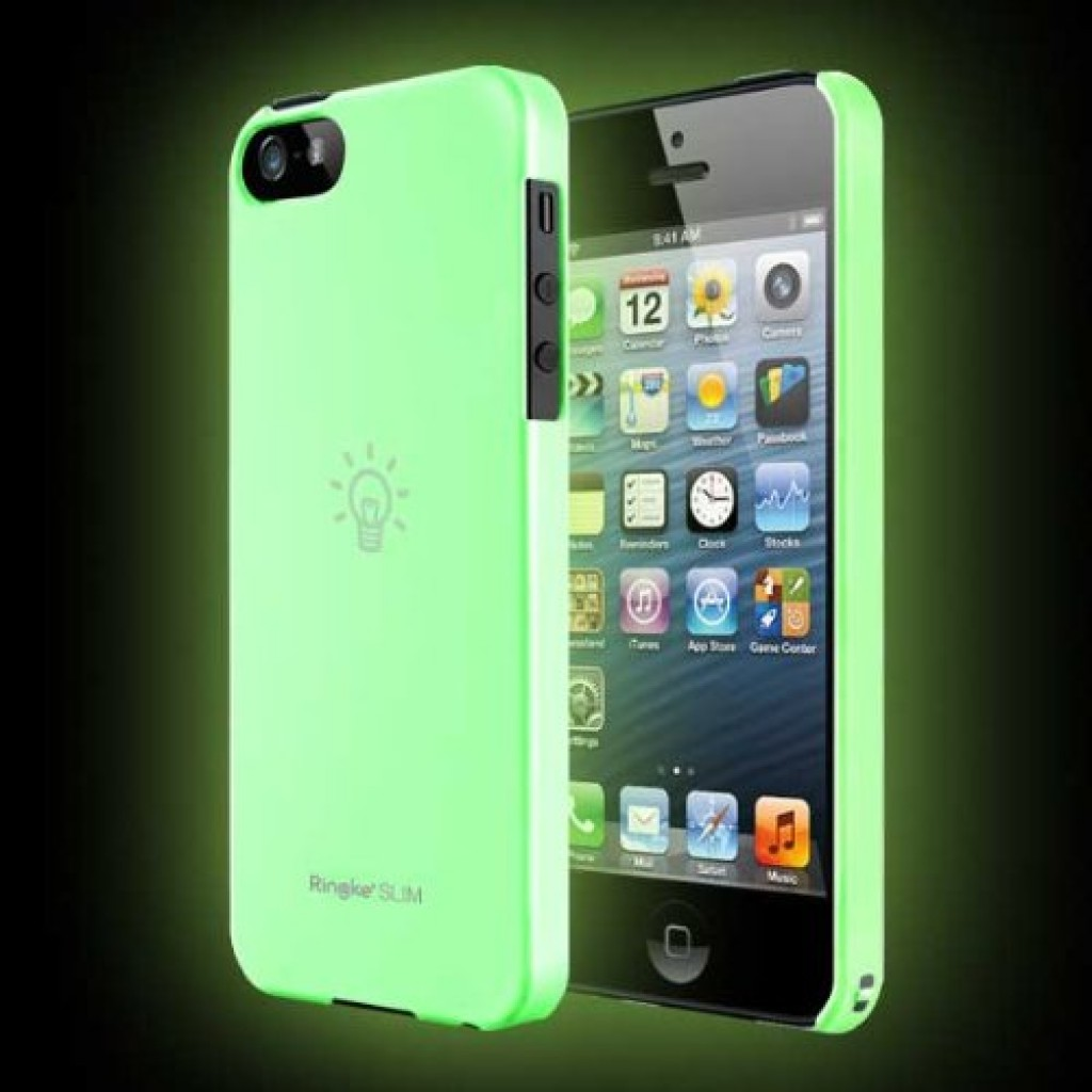 iphone 5s glow in the dark case glow in the for iphone 5 gadgets matrix 20486