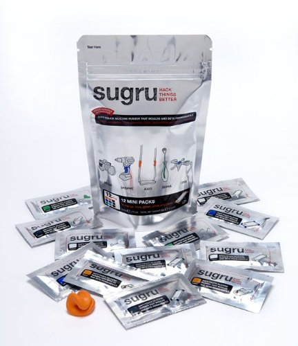 SUGRU Flexible Silicone Rubber Bonding and Repair
