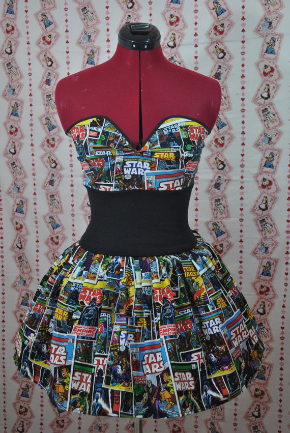 Star Wars Comic Dress