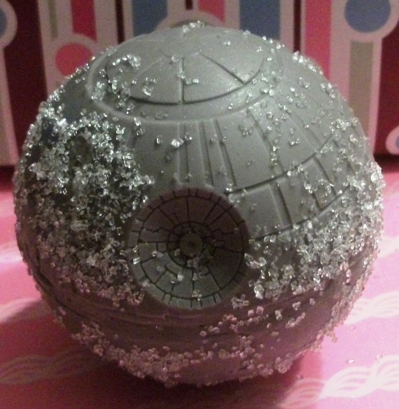 The Death Star Solid Chocolate Treat