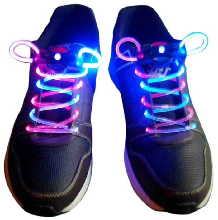 LED Light Up Shoe Shoelaces