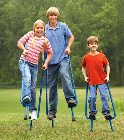 Fun Adjustable Stilts