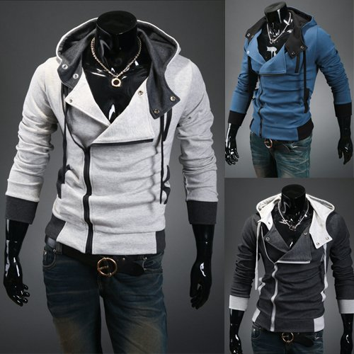 Assassin's Creed Cosplay Coat Jacket