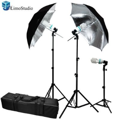 Photography Photo Portrait Studio 600W Day Light Black