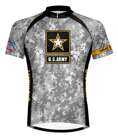 Army Camo Cycling jersey Men's