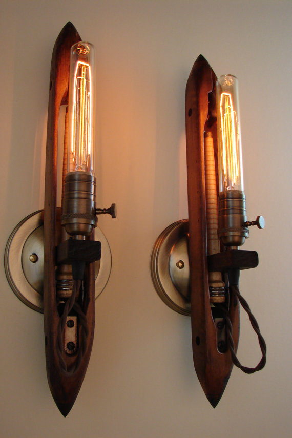 Industrial Wall Light Sconce