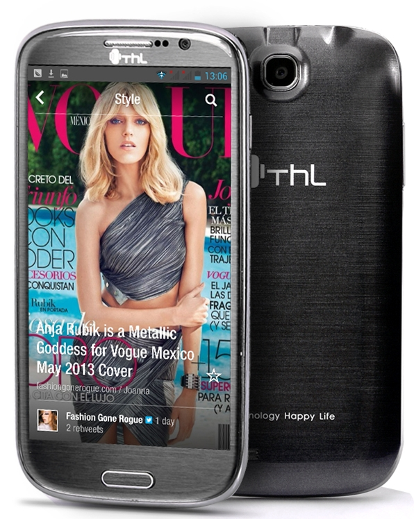 """Quad Core 5 Inch Android 4.2 Phone """"ThL W8+"""""""