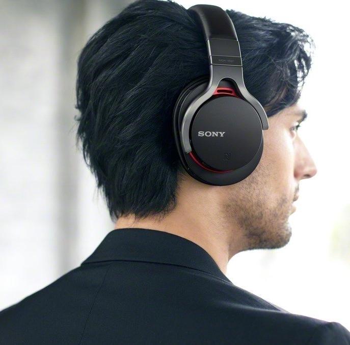 Sony Premium Bluetooth Over The Head Headphone