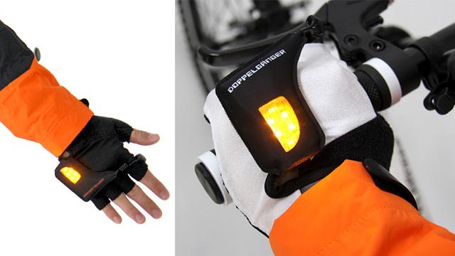 Signal glove