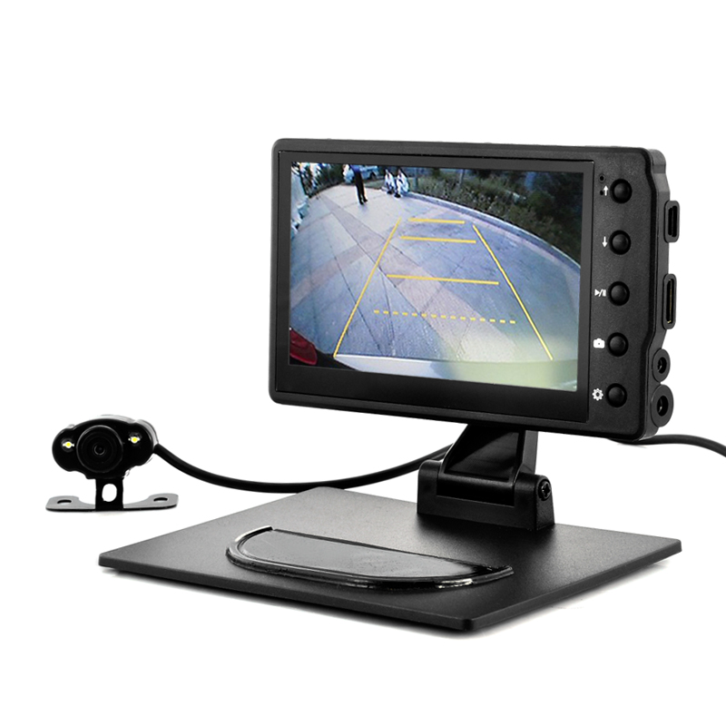 Car Black Box DVR With Wireless Reversing Camera