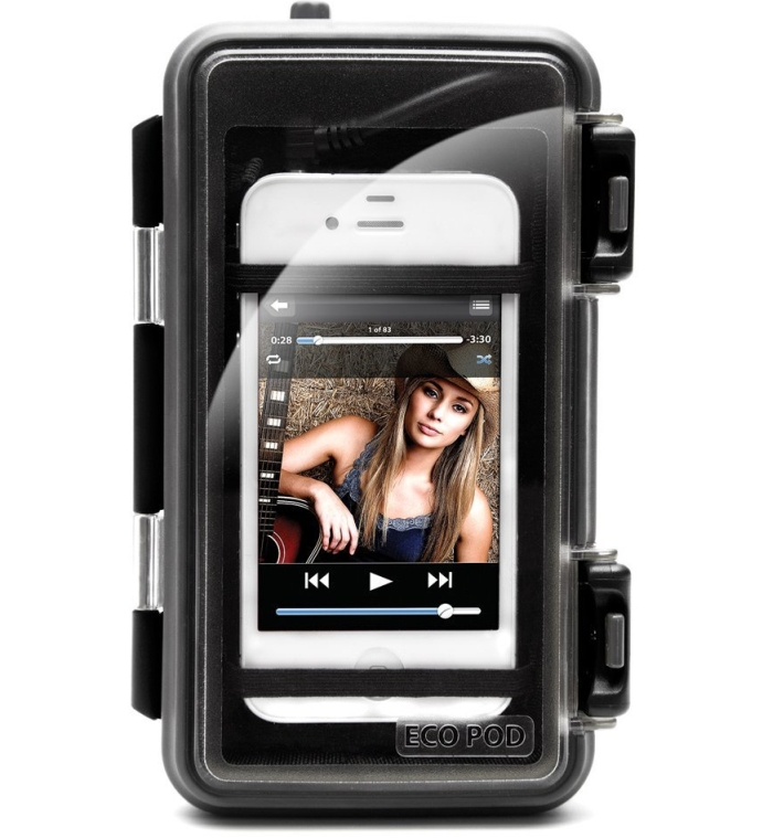 Rugged and Waterproof Case