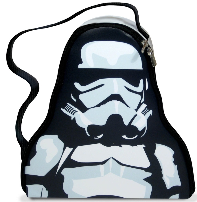 Star Wars ZipBin Storm Trooper Storage Case