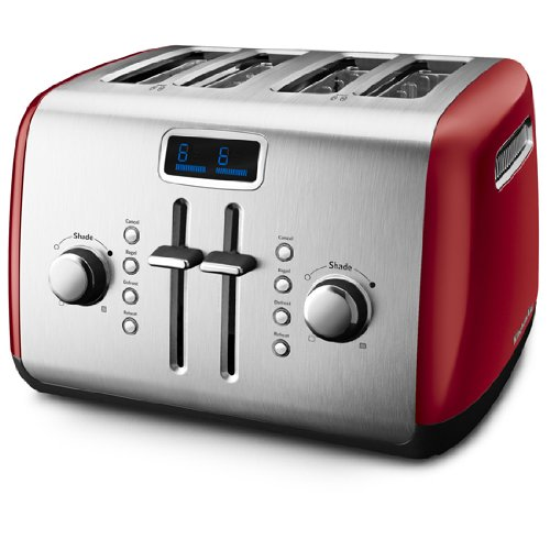4-slice Mid Line Manual Toaster