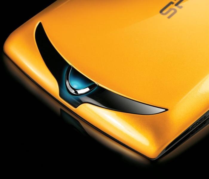 Orange 750 GB USB 3.0 External Hard Drive