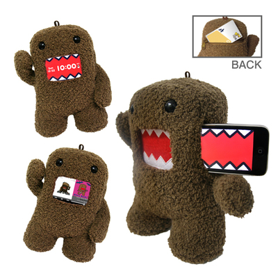 Domo-Kun Plush Doll iPhone/iPod case