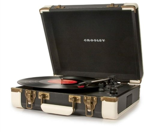 Crosley  Executive USB Portable Turntable