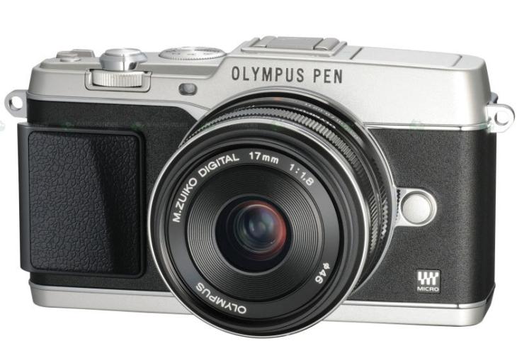 OLYMPUS PEN E-P5 Mirrorless Interchangeable-Lens Camera