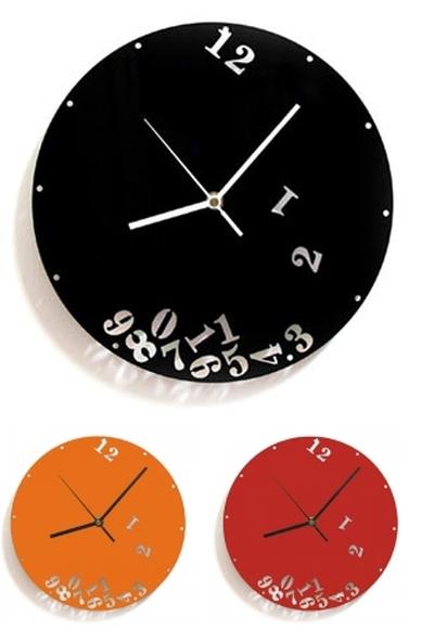 Falling Numbers Clock