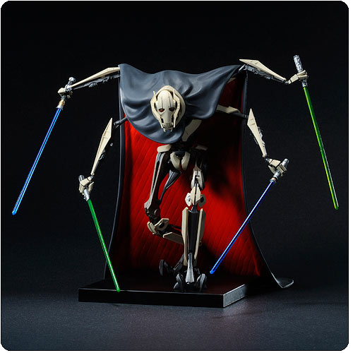 Star Wars General Grievous ArtFX Statue