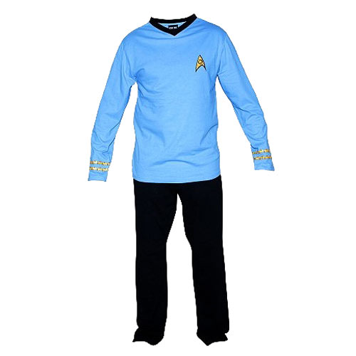 Star Trek Original Series Spock Pajama Set