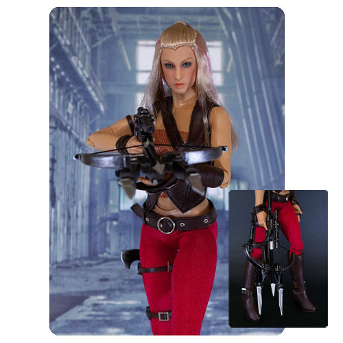 Dead Cell Iris Branham 1:6 Scale Action Figure