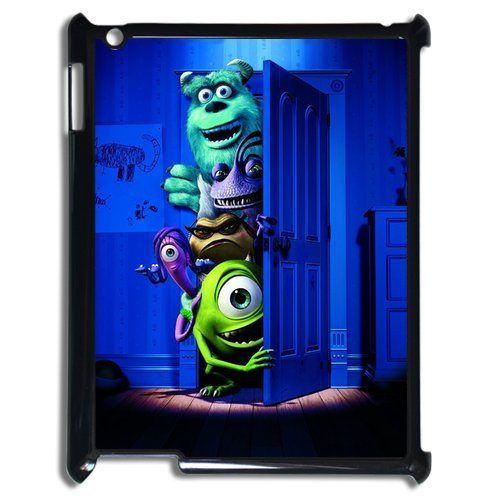 Disney Monster Case Cover For Ipad 1,2,3 and 4