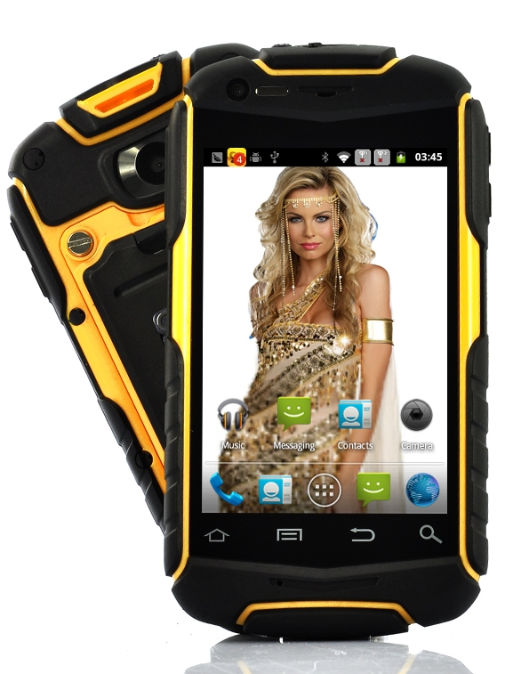 "3.5 Inch Rugged Android Phone ""Nyx"""