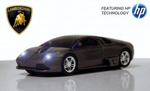 Road Mice Lamborghini Murcielago Wireless Mouse