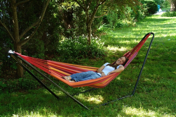 Tahiti Hammock and Stand Combo