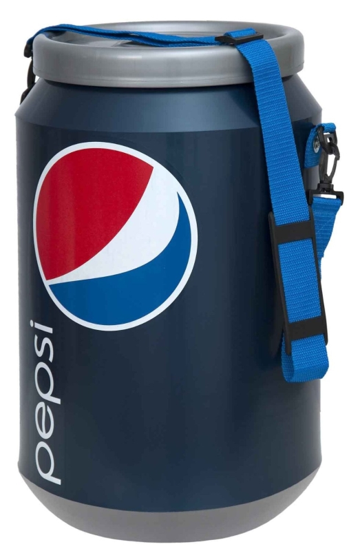 Pepsi Can Shaped Cooler