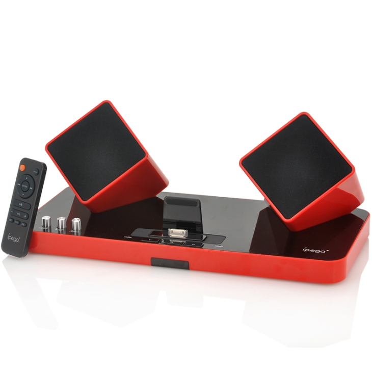 "Wireless Speaker Dock ""iPega"""
