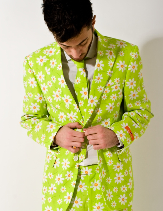 OppoSuits – Flowers