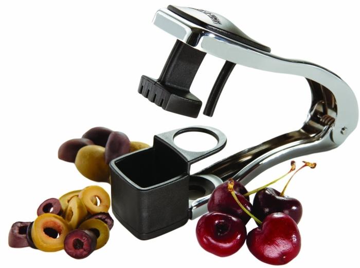 Amco Cherry and Olive Pitter/Slicer