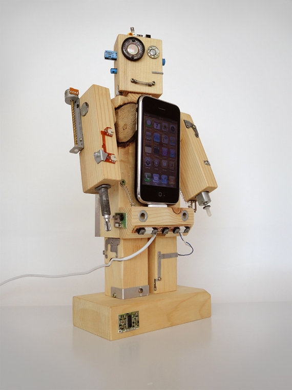 Robodock for iphone 5