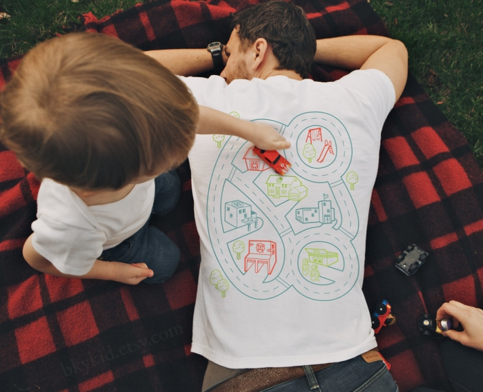 T Shirt Playtime for Kids