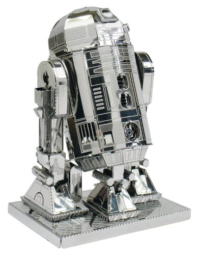 Star Wars Metallic Nano Puzzle R2-d2