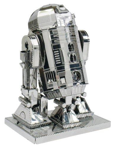 Star Wars Metallic Nano Puzzle R2-d2