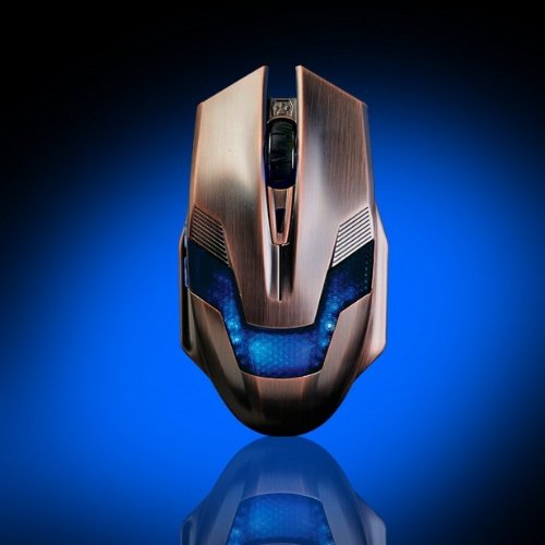 Metallic USB Mouse Mice