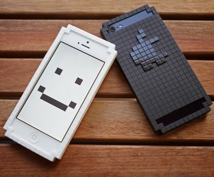 8-Bit Case for iPhone 5