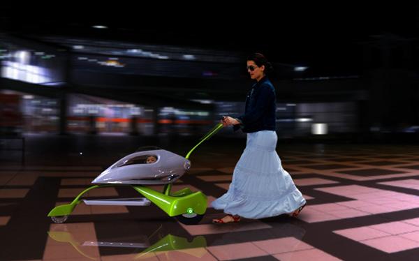 The Strollon stroller