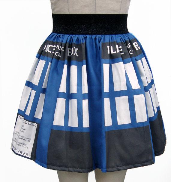 Inspired Full Skirt