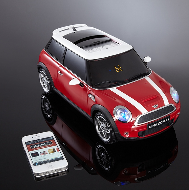 Mini Cooper Bluetooth Speaker