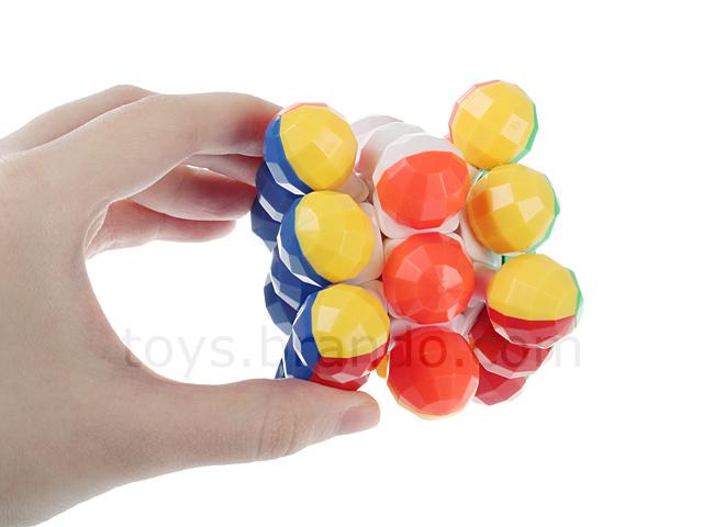 Bling-Bling Party Ball 3x3x3 IQ Cube