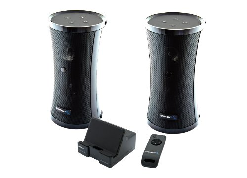 Weather Resistant 900MHz Wireless Indoor/Outdoor Speaker System